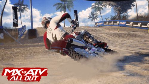 MX vs ATV All Out -