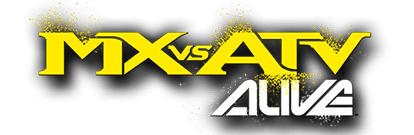 Logo: MX vs. ATV Alive