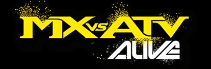 Logo: MX vs. ATV Alive
