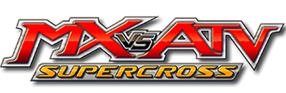 Logo: MX vs. ATV Supercross