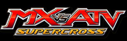 Logo: MX vs. ATV Supercross