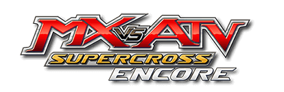 Logo: MX vs. ATV Supercross Encore