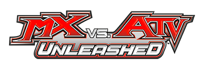 Logo: MX vs. ATV Unleashed