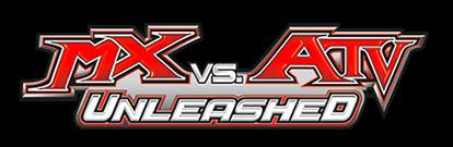 Logo: MX vs. ATV Unleashed