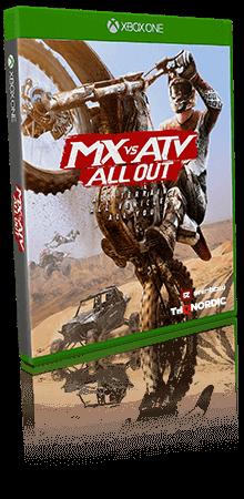Packshot Xbox One