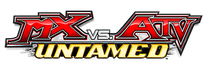 Logo: MX vs. ATV Untamed