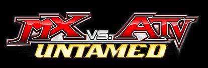 Logo: MX vs. ATV Untamed